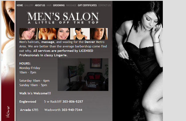 Web a little off the top men 39 s salon for A little off the top salon